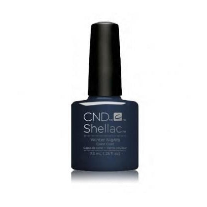 CND Shellac Winter Nights-Nail Supply UK