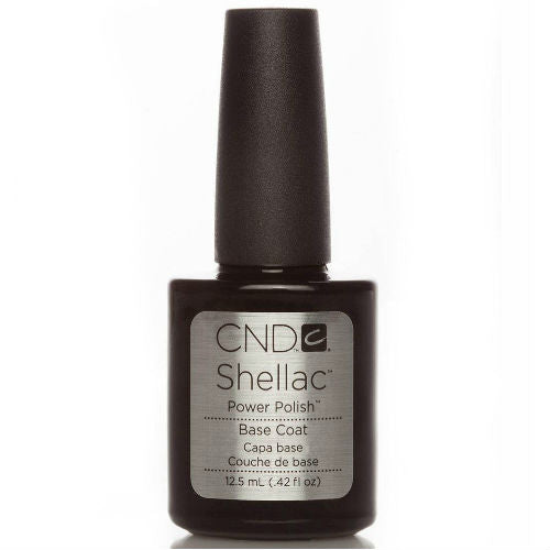 CND Shellac Base Coat 12.5ml-Nail Supply UK
