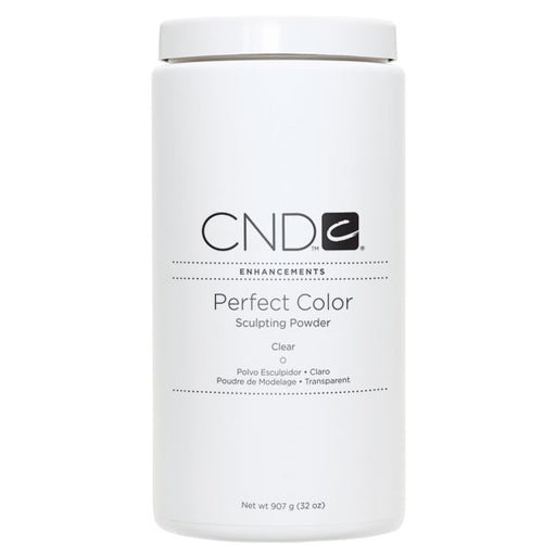 Acrylic Powder CND Clear 32oz-Nail Supply UK