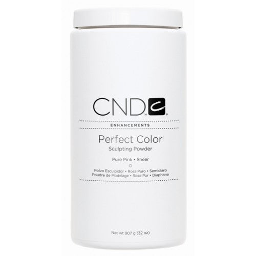Acrylic Powder CND Pure Pink 32oz-Nail Supply UK