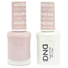 DND GEL 606 London Coach 2/Pack-Nail Supply UK