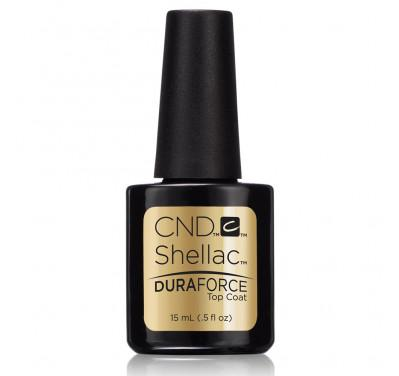 CND Shellac - Duraforce Top Coat 15ml