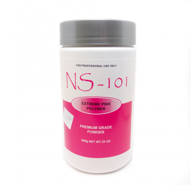 NS 101 - Extreme Pink Powder 23oz-Nail Supply UK