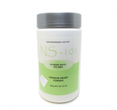 NS 101 - Extreme White Powder 23oz-Nail Supply UK