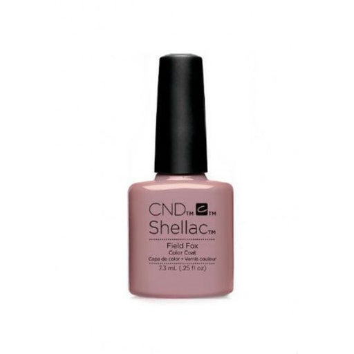 CND Shellac Field Fox-Nail Supply UK