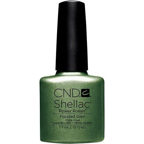 CND Shellac - Frosted Glen