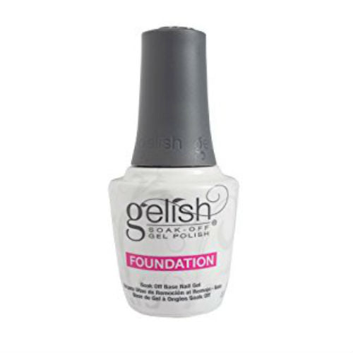 gelish gel nail base coat- foundation-Nail Supply UK
