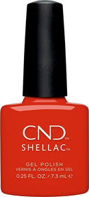 CND Shellac - Hot or Knot