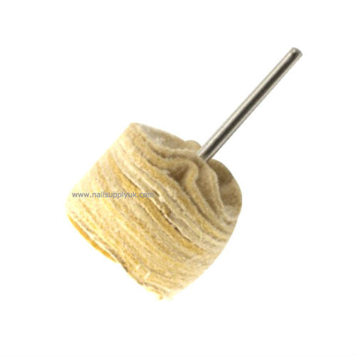 Chamois Nail Leather Buffer Each-Nail Supply UK