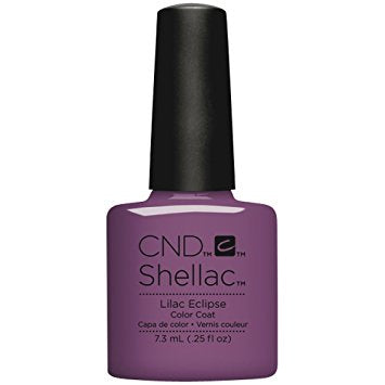 CND Shellac Lilac Eclipse-Nail Supply UK