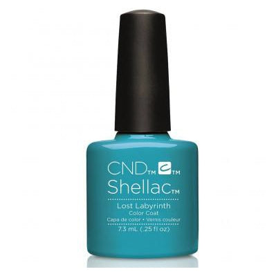 CND Shellac Lost Labyrinth-Nail Supply UK
