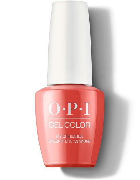 OPI Gel Color my chihuahua doesnt bite anymore (gcm89)