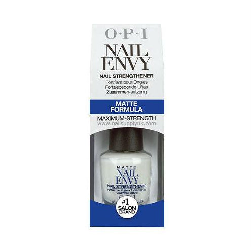 OPI Nail Envy Matte Nail Strengthener-Nail Supply UK