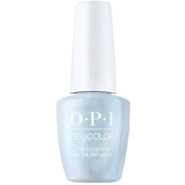 OPI Gel - This Color Hits All The High Notes (GC MI05)