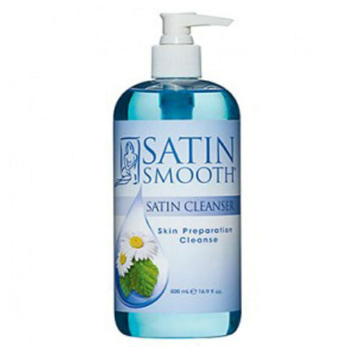 Satin Smooth Satin Cleanser 16oz-Nail Supply UK