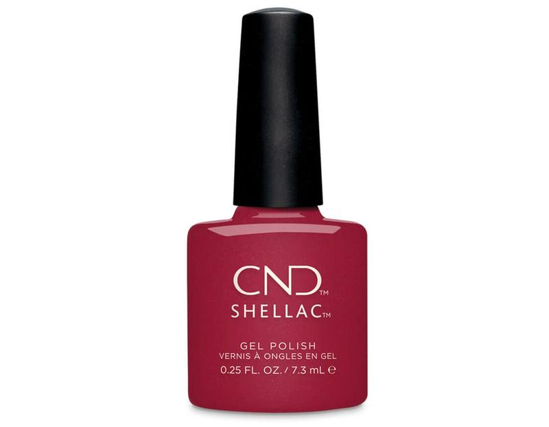 CND Shellac - Satin Sheets
