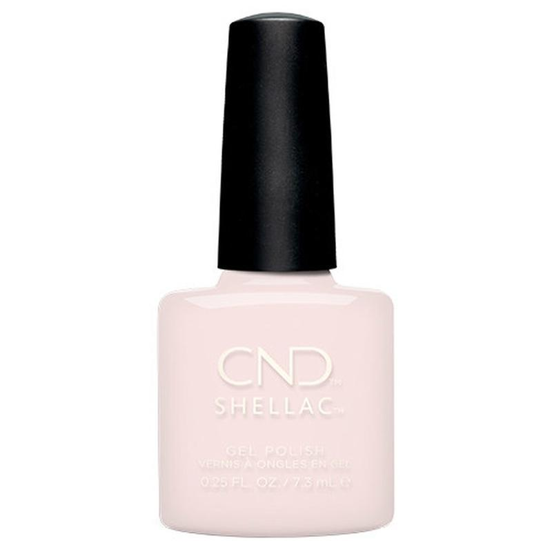CND Shellac - Satin Slippers