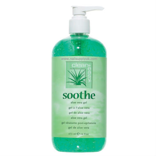 C+E Soothe Aloe Vera 16oz-Nail Supply UK