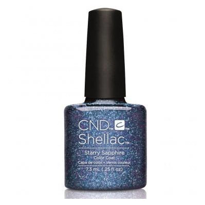 CND Shellac Starry Sapphire-Nail Supply UK