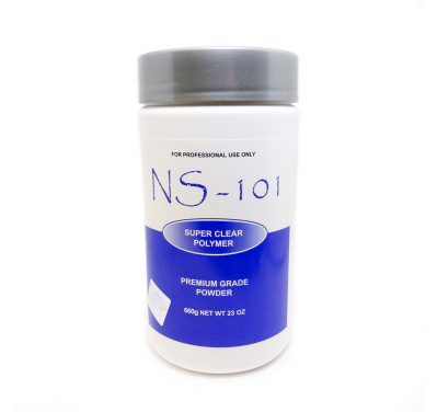 NS 101 - Super Clear Powder 23oz-Nail Supply UK