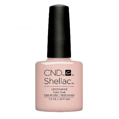 CND Shellac Uncovered-Nail Supply UK