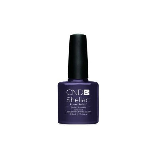 CND Shellac Vexed Violette-Nail Supply UK