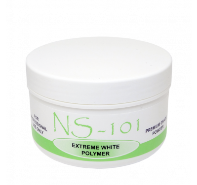 NS 101 - Extreme White Powder 4oz-Nail Supply UK