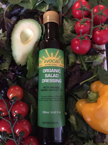 Organic Superfood Salad Dressing