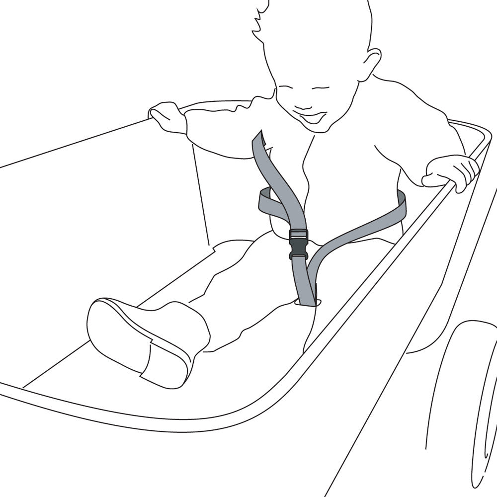 Wagon Safety Belt