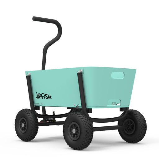 Jipfish Kids Wagon - Aqua Blue