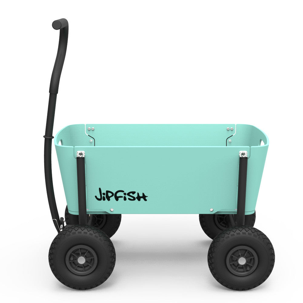 Jipfish Wagon - Aqua Blue