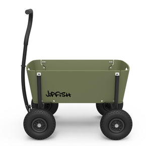 Jipfish Wagon - Sturdy Green