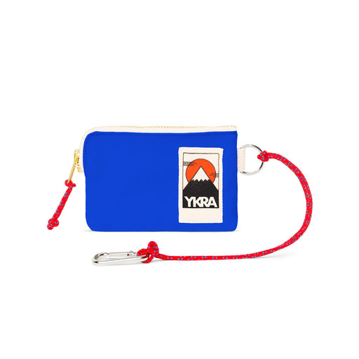 YKRA MINI WALLET BLUE