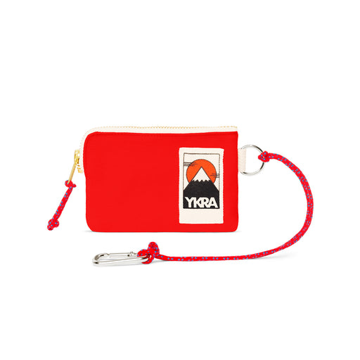 YKRA MINI WALLET RED