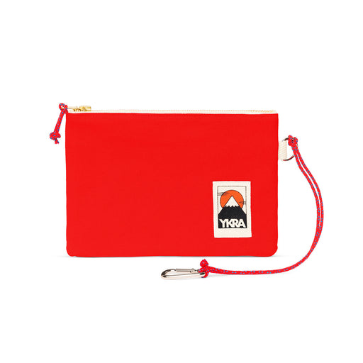 YKRA POUCH RED