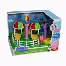 EXCLUSIVE Peppa Pig Balloon Ride
