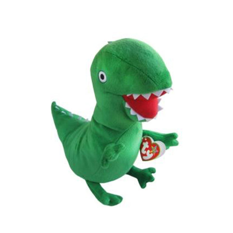 "Mr. Dinosaur TY 10"" Buddy Large Soft Toy"