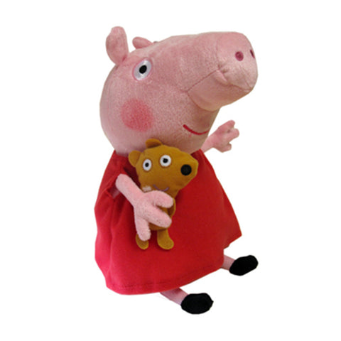 "Peppa Pig TY 10"" Buddy Large Soft Toy"