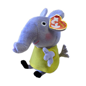 Emily Elephant TY Beanie Soft Toy