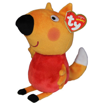 Freddy Fox TY Beanie Soft Toy