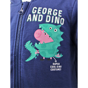 NEW & EXCLUSIVE  George Pig Roarsome Hoody