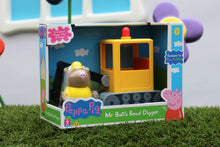 EXCLUSIVE Mr Bull's Road Digger Playset