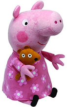 Peppa Pig Floral Dress TY 15'' Large Soft Toy