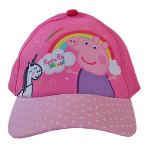 NEW & EXCLUSIVE Peppa Pig World Unicorn Cap