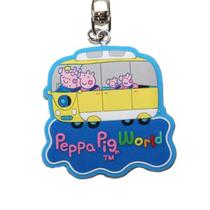 Peppa Pig World Campervan Key Ring