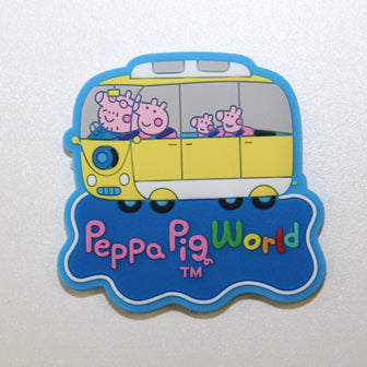 Peppa Pig World Campervan Magnet