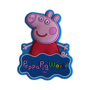 Peppa Pig World Magnet