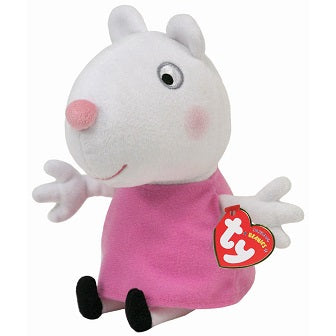 Suzy Sheep Ty Beanie Soft Toy