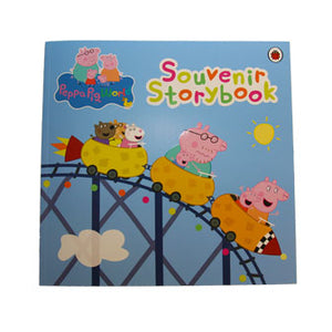 Peppa Pig World Fun Activity and Storybook