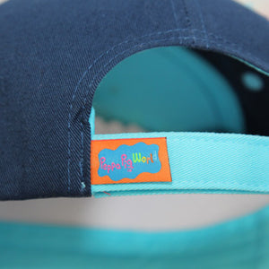 "EXCLUSIVE Peppa Pig World ""World's Best Dad"" Cap"
